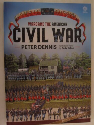 Wargame The American Civil War Paper Soldiers