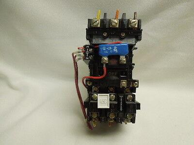 allen bradley 509-a0d control circuit motor starter nema 0 series b 120v nso