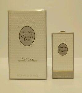 Miss Dior Parfum Vintage Rechargeable 75ml Recharge 75 Ml Spray