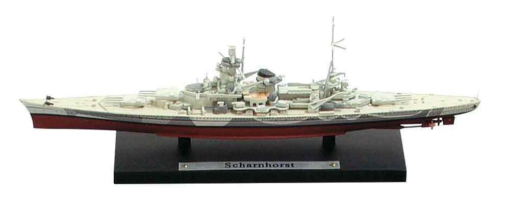 DeAgostini Atlas Editions legendario buques de de de guerra Scharnhorst 7 134 104 79fc67