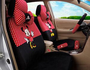 2020 New 18ps Set New Cute Mickey Mouse Plush Cartoon Universal