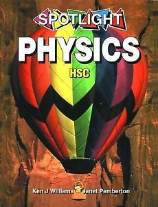 Details about Spotlight HSC Physics | NSW HSC Physics syllabus YEAER 12