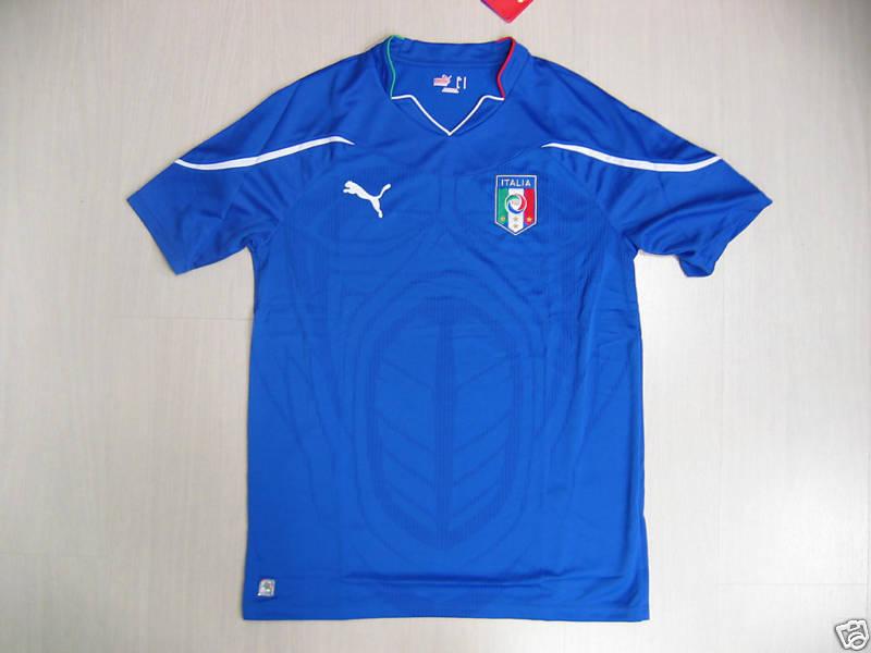 ITALY T-SHIRT JUNIOR ITALY JERSEY 12 YEARS 152