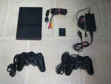 Playstation 2 Slim komplett mit 2 Controller