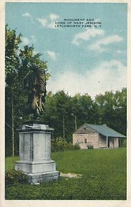 LETCHWORTH-STATE-PARK-NY-Monument-and-Mary-Jemison-Home