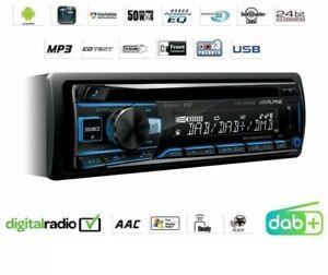 Alpine-CDE-205DAB-SINTO-CD-AUTORADIO-MULTICOLOR-BLUETOOTH-USB-3-PRE-DIGITALRADIO