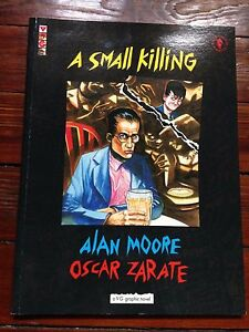 A-Small-Killing-Alan-Moore-1st-U-S-printing-February-1993