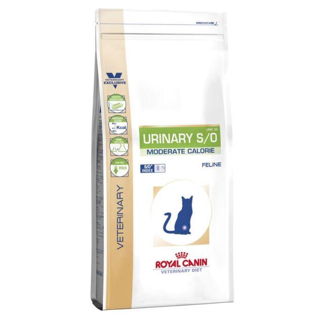 7kg ROYAL CANIN Urinary S/O Moderate Calorie UMC 34 Vet Diet BRAVAM Blitzversand