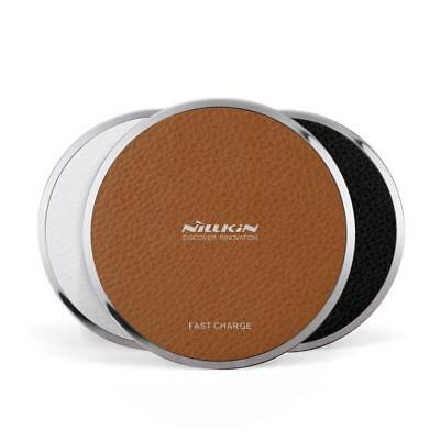 Nillkin Qi WirelessCharger Magic Disk III Fast Charge for Smartphones BROWN