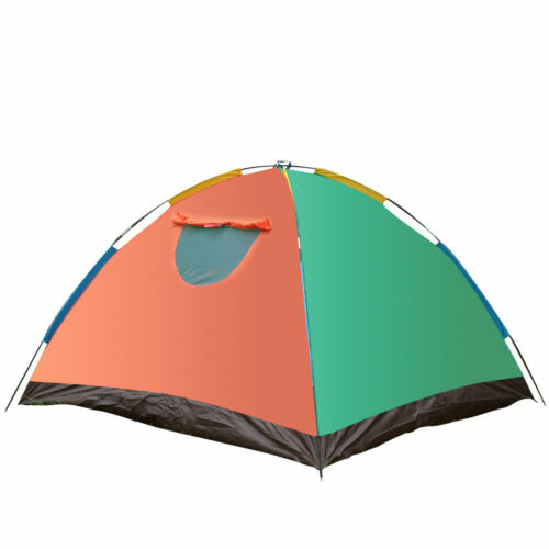 F286 1-5 Pyramid Tent Hunting Bedding Travel Folding Tent Mosquito Net