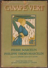 Canapé-vert by Pierre Marcelin & Philippe Thoby-Marcelin - First Edition - Haiti