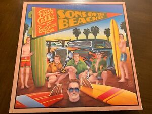 FLASH CADILLAC AND THE CONTINENTAL KIDS SONS OF THE BEACH VINYLLP