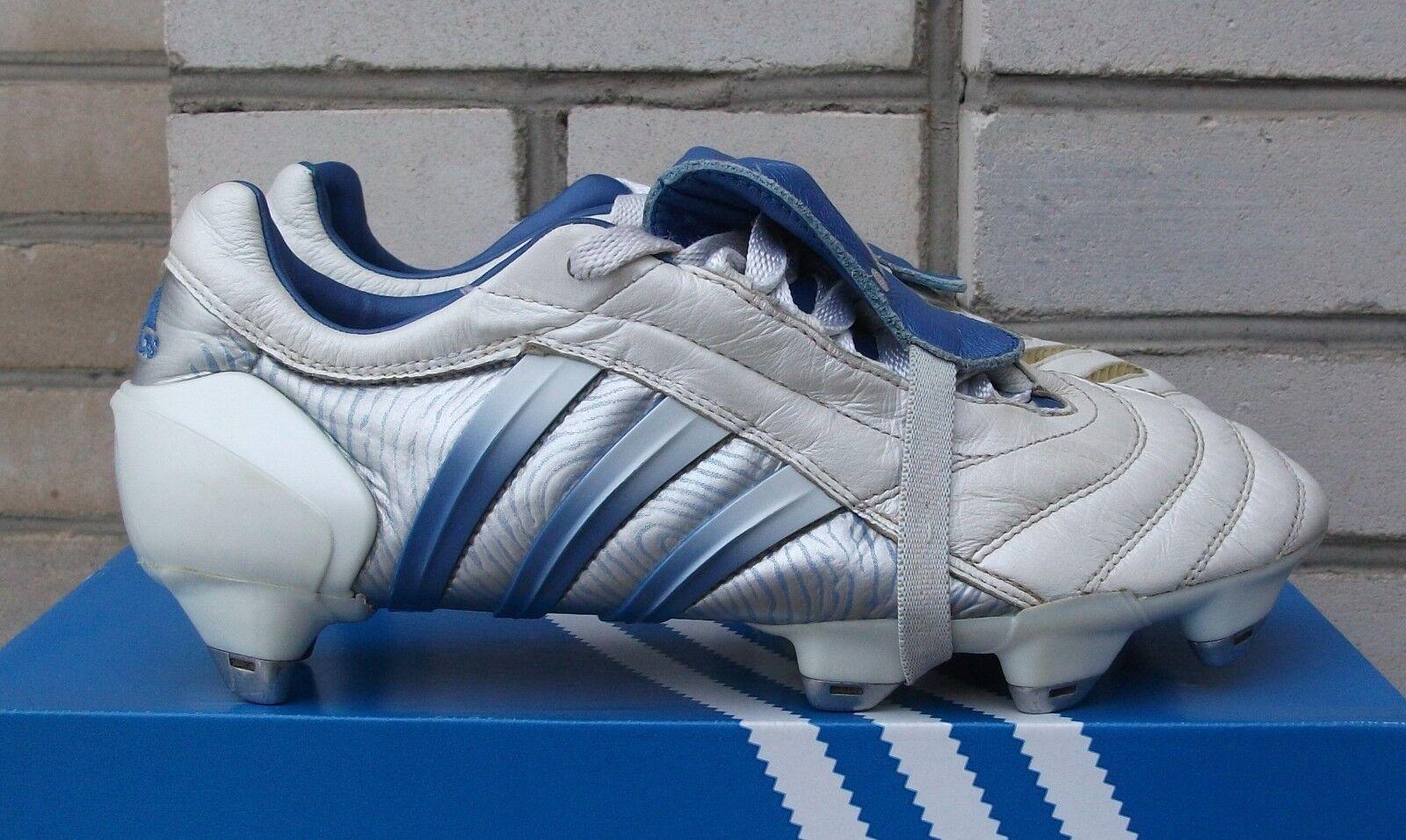 Adidas ProjoATOR PULSO II XTRX SG Beckham Rara Edición Limitada Tacos 8 nos 8.5