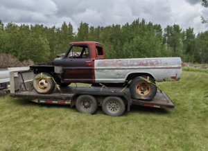 1970 Ford F 350