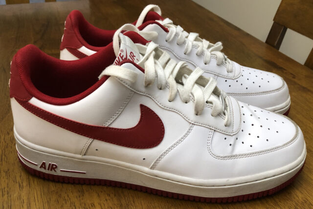 Size 10.5 - Nike Air Force 1 White - 488298-156