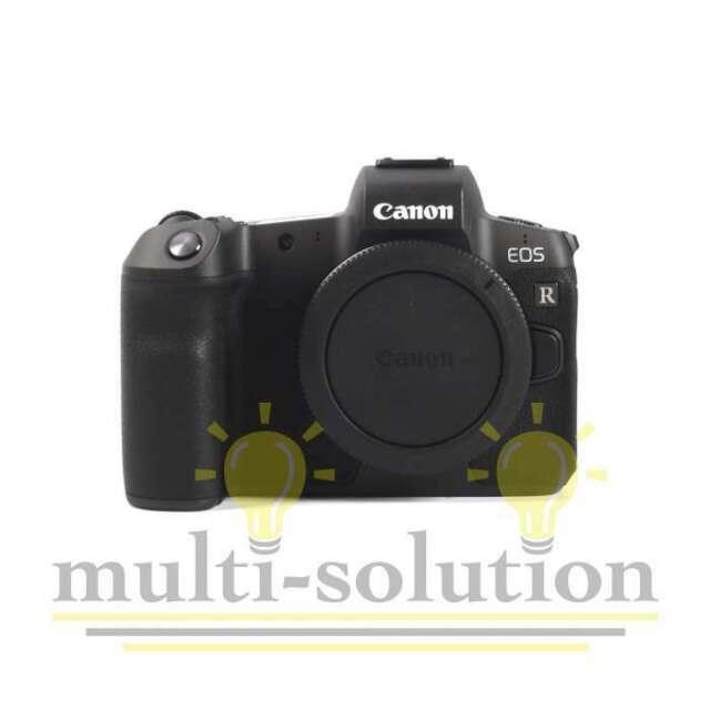 Véritable Canon EOS R Mirrorless Digital Camera (Body Only)