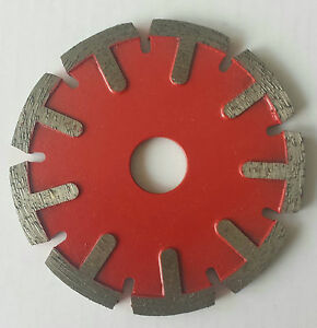 T-Segment-Diamant-Fugenfraeser-115-x-6-4-mm-Neu-Nutenfraeser-Fraesscheibe-Beton