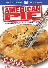 AMERICAN PIE: THE COMPLETE ...-AMERICAN PIE: THE COMPLETE COLLECTION (4P DVD NEW