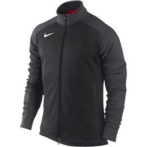 Nike-Men-039-s-N12-Country-Black-Track-Olympics-Running-Jacket-466404-010-Size-XL