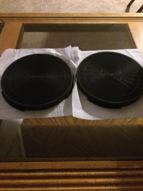 Lot of 2 OEM Replacement Range Hood Carbon Filter Ductless Ventless CF0002