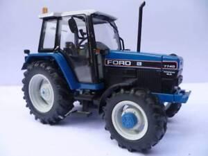 Ford-7740-SLE-4wd-tractor-Conversion-1-32-scale-Farm-model-TRAKTOR