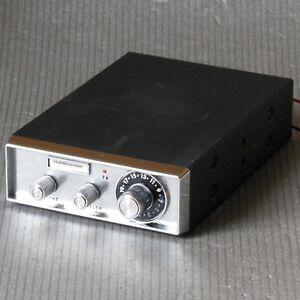 Sommerkamp Vintage Radio-bon état-radio Cb Radio Ondes Courtes-afficher Le Titre D'origine