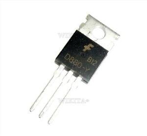2SD880-Y D880-Y D880 TO-220 Transistor De Fairchild Industries