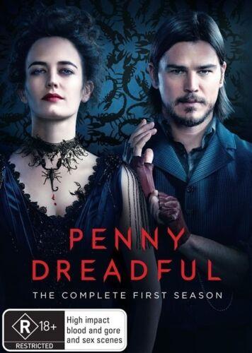 1 of 1 - Penny Dreadful : Season 1 (DVD, 2015, 3-Disc Set) [Like new] (C)