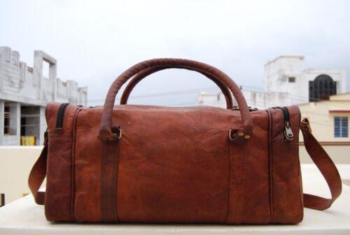 Leder Weekend Und Duffle Vintage Reisetasche Männer Fraue Für Handgefertigte Bag 16WOASqn