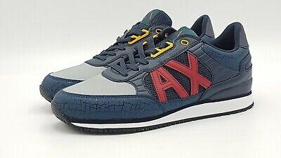 Sneakers Men Giorgio Armani Exchange
