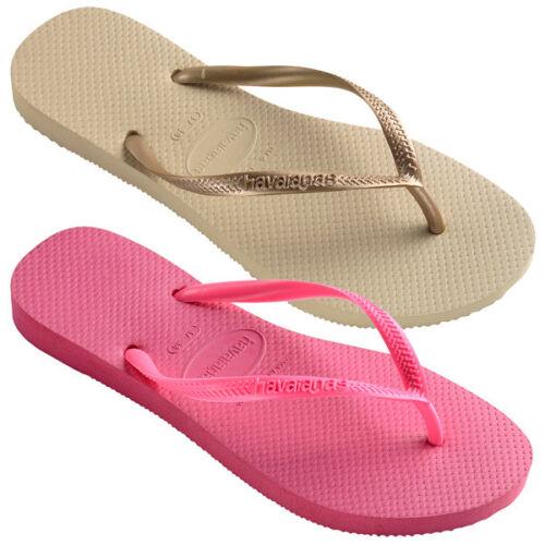 Havaianas slim Kids Bride D/'Orteil enfants orteils sandale tongs flip sandale