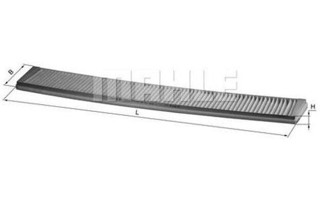 KNECHT Filtro, aire habitáculo BMW Serie 3 X3 ALPINA B3 LAK 102
