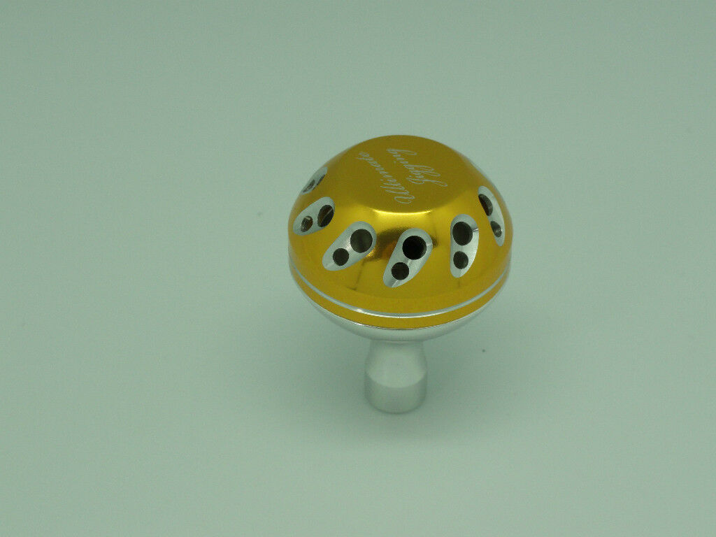 UJ PRK40mm Knob for SHIMANO Stella Twinpower Sutain Saragosa SW 500020000 GD/SV