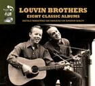 Louvin Brothers - 8 Classic Albums 4cd Set 5036408145420 CD