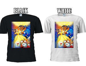 Disney-Beauty-et-la-bete-bella-t-shirt-debardeur-tank-top-hommes-femmes-unisexe-062