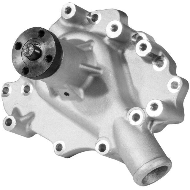 Proflow Water Pump Aluminium Ultra Cool For Ford 302C 351C 400M Satin