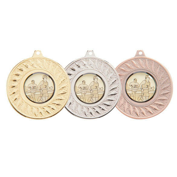 SPECIAL OFFER-40 off 'BUDGET' 50mm MEDALS -FREE RIBBONS,CENTRES,ENGRAVING&p&p