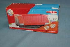 Marklin 44272 Open Gondola Car Red   My World