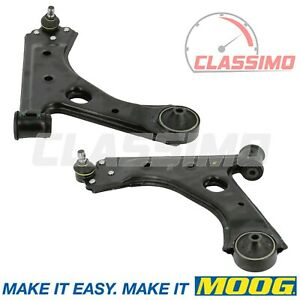 Moog-Front-Lower-Wishbones-Suspension-Arms-for-VAUXHALL-CORSA-D-E-2006-2020