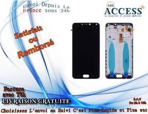 ECRAN-LCD-VITRE-TACTILE-FRAME-pour-ASUS-ZENFONE-4-MAX-PLUS-ZC554KL-NOIR