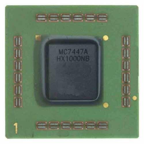 1PCS MC7447AHX733NB IC MPU RISC 32BIT 360-FCCBGA MC7447 7447 MC7447A 7447A MC744
