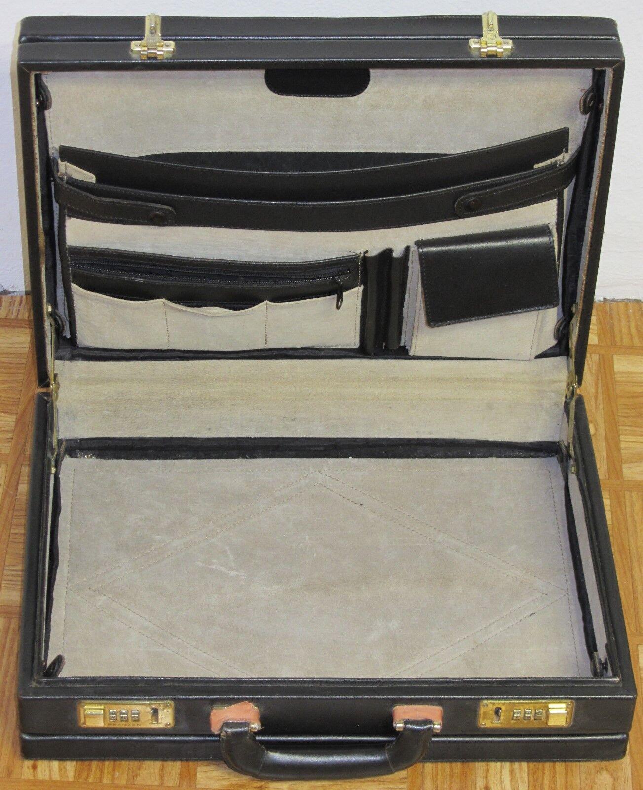 Aktenkoffer Aktentasche Koffer schwarz | Die Qualität Und Die Verbraucher Zunächst  | Innovation  | Ausgewählte Materialien