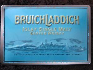 BRUICHLADDICH-BLECHSCHILD-SCOTCH-WHISKY-ISLAY