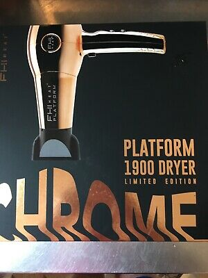 Fhi Heat Platform 1900 Nano Lite Pro Hair Dryer Rose Gold New In Box 848618006331 Ebay