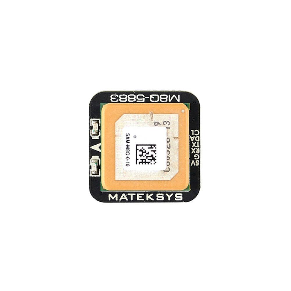 Matek Systems M8Q-5883 SAM-M8Q GPS & QMC5883L Compass Module for  RC Drone FPV R  negozio online
