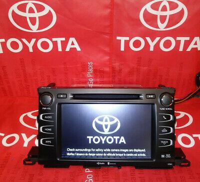 For 2014-2019 Toyota Highlander Air Filter API 72199DF 2015 2016 2017 2018