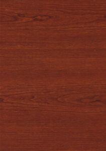 Image Is Loading Red Mahogany Wood Grain Self Adhesive Vinyl Contact