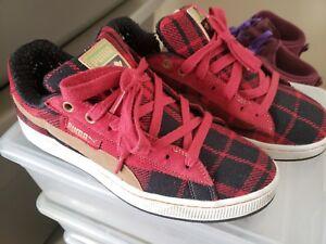 PUMA sneakers plaid | eBay