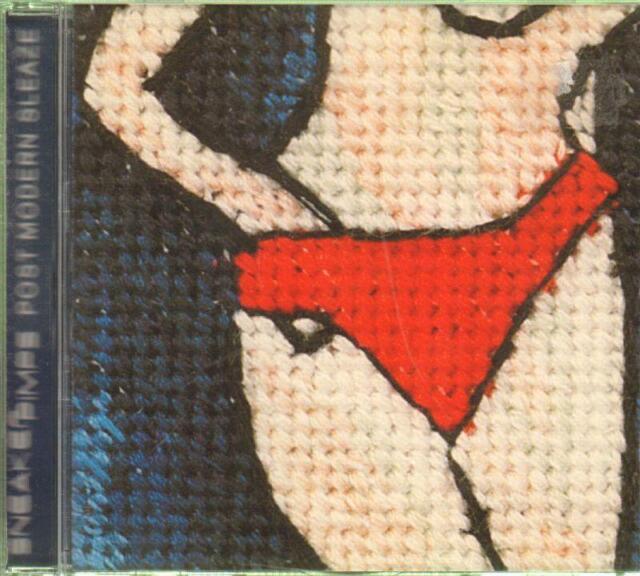 Sneaker Pimps(CD Album)Post Modern Sleaze-New