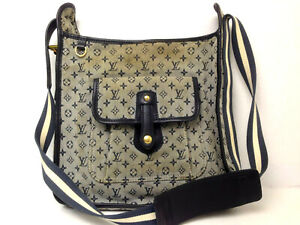 LOUIS-VUITTON-Monogram-Mini-Lin-Besace-Mary-Kate-Kahak-Hand-bag-Crosswbody